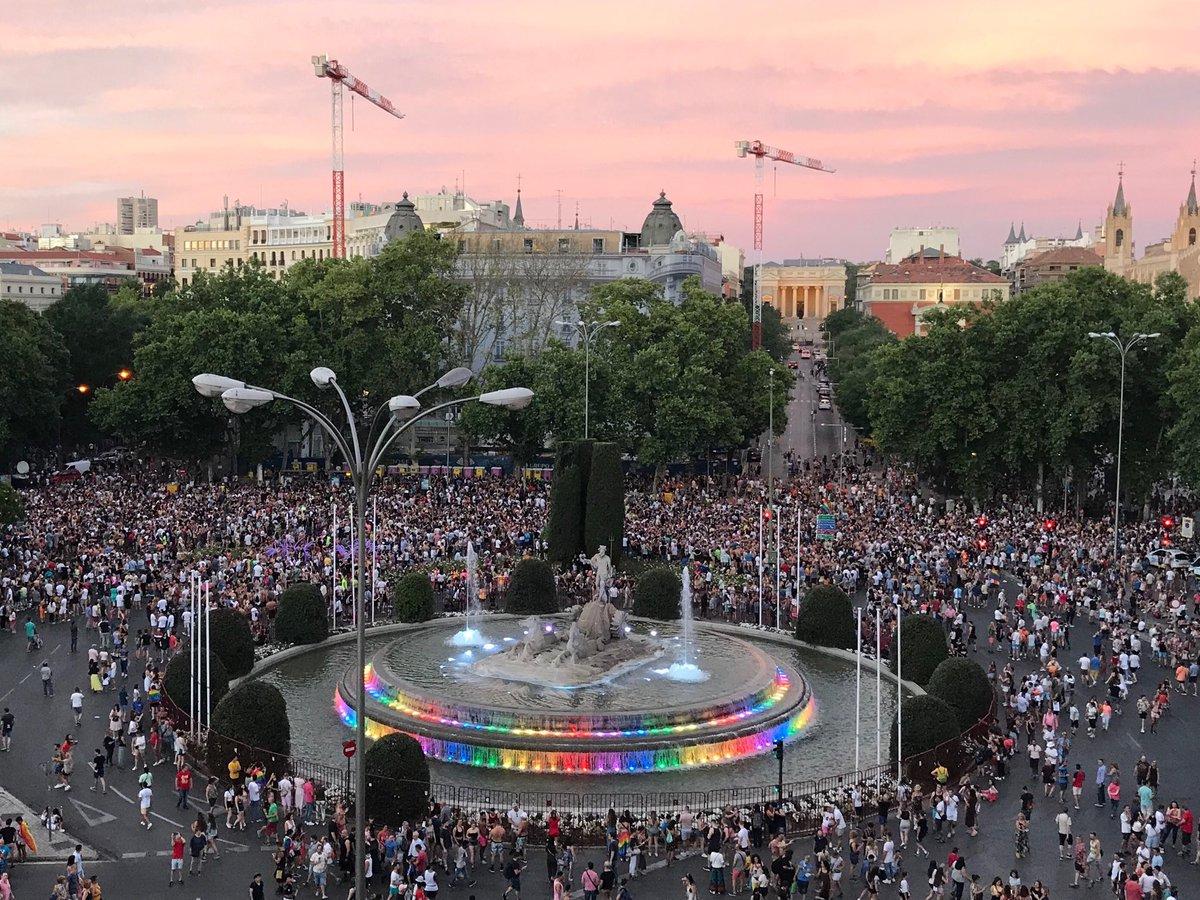 #Madrid has #Pride