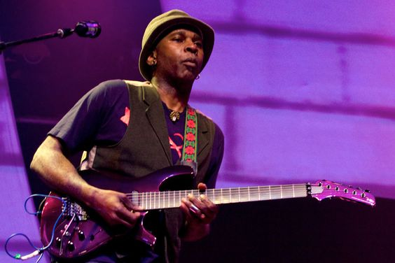 Happy birthday to Living Colour guitarist Vernon Reid, you\ve always been a great inspiration.