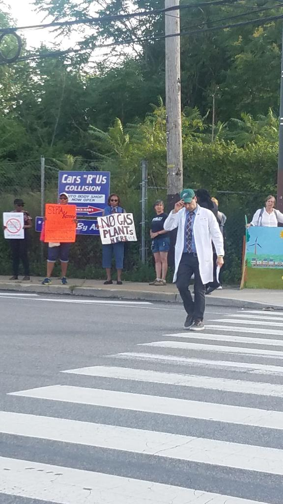 No gas plant in Nicetown!