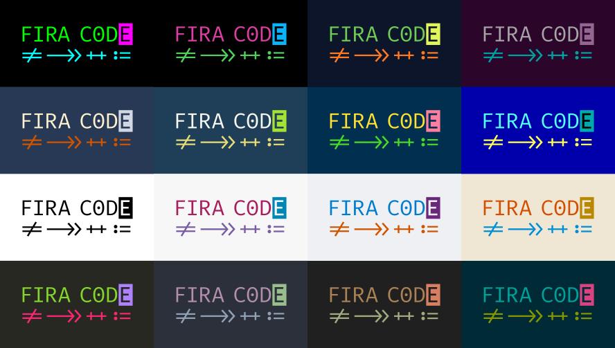 Resultado de imagen para Fira Code