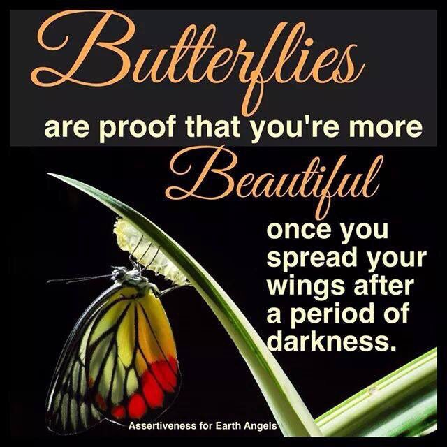 Butterflies are proof...  #quoteoftheday #quotesdaily #quotesaboutlife #quotestoliveby #QuoteToPonder #quotesoftheday<br>http://pic.twitter.com/PeAQpk4mt1