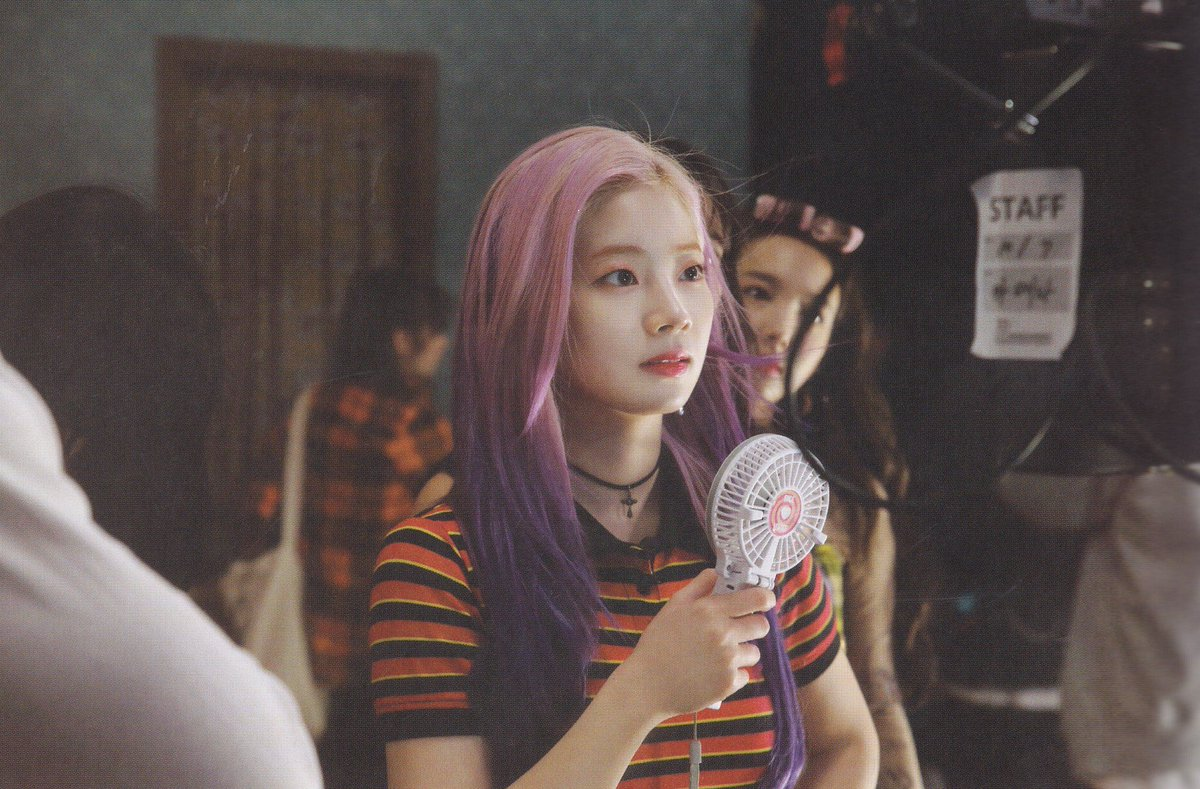 I love you so much dubu. I'm so proud of you. Thank you for your hardwork. Thank you for always brightening up my world. I wish I could say this to you in person. Please take care of yourself. #7YearsWithDahyun @JYPETWICE