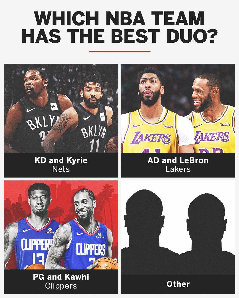 @espn's photo on The NBA