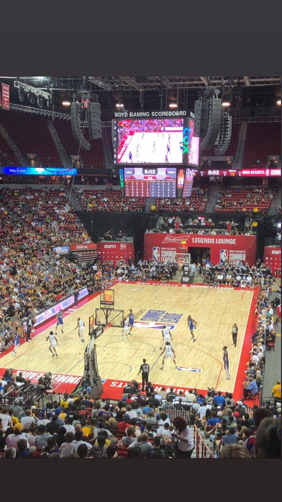 #NBASummerLeague #NBA #summerleague2019 #grouses