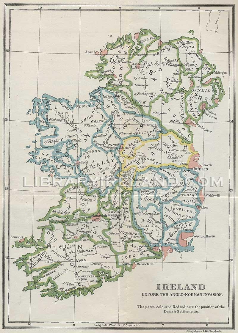 p.s. for those not familiar with the shape of Ireland: (i.e. Westeros South 😉)