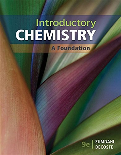 PDF] ACCESS Introductory Chemistry: A Foundation by Steven Zumdahl, D