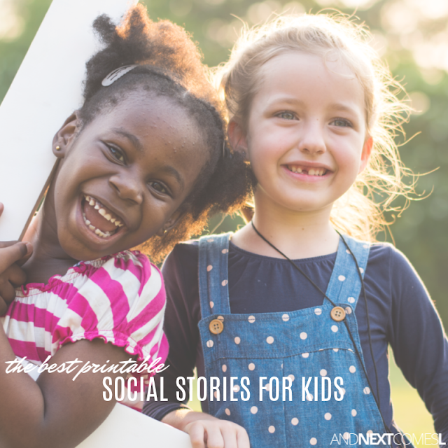 image regarding Free Printable Social Stories for Preschoolers referred to as Wow! There are hence several remarkable social experiences printables