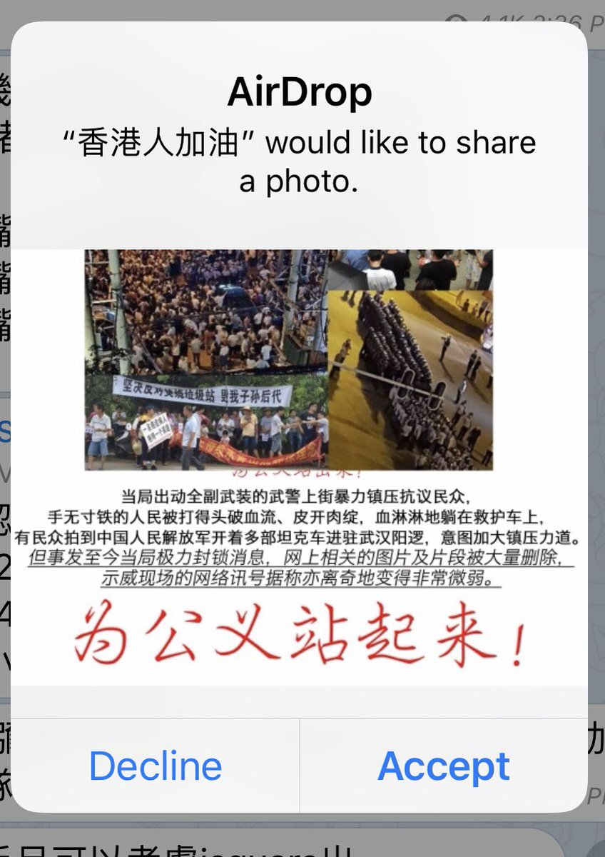 Hong Kong protesters appeal to mainland Chinese visitors in latest mass march