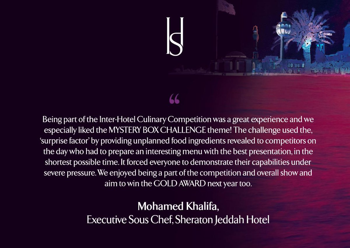 The Hotel Show Saudi (@HotelShowKSA) | Twitter