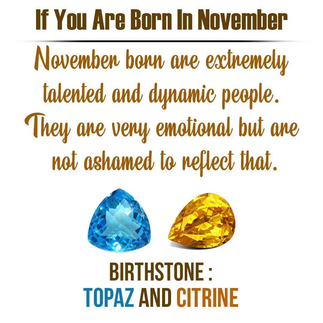 novemberbirthstone hashtag on Twitter