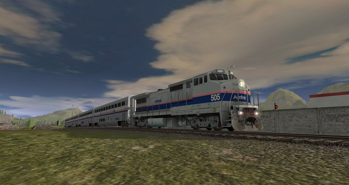 trainz hashtag on Twitter