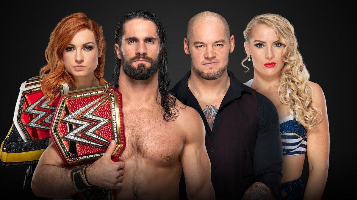 Cageside Seats On Twitter Wwe Extreme Rules 2019 Match Card Rumors Https T Co Xgdq15yq4u