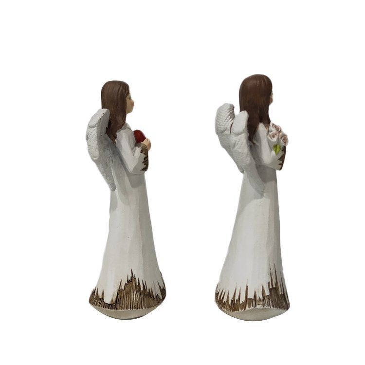 FUJIAN REAL FINE LIGHT INDUSTRY CO.,LTD. has built an enviable reputation on the efficiency to deliver the best service. At Real Fine, the crafts can be OEMed for different sizes, colors, and designs. #angelfigurine #angelfigurine