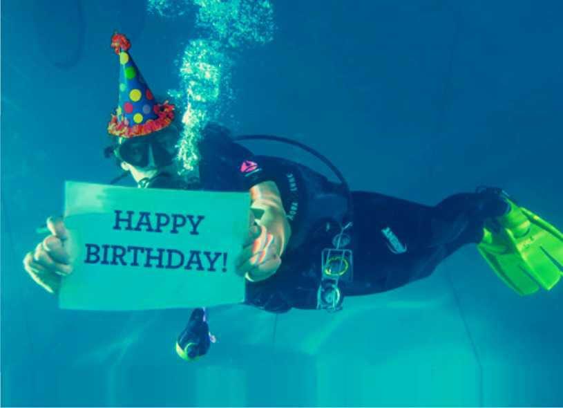 Открытки с днем рождения акула, добрым утром