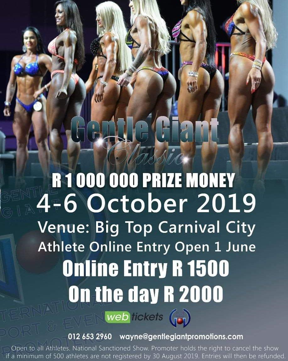 Arnold Sport Festival Africa (@ArnoldClassicAF) | Twitter