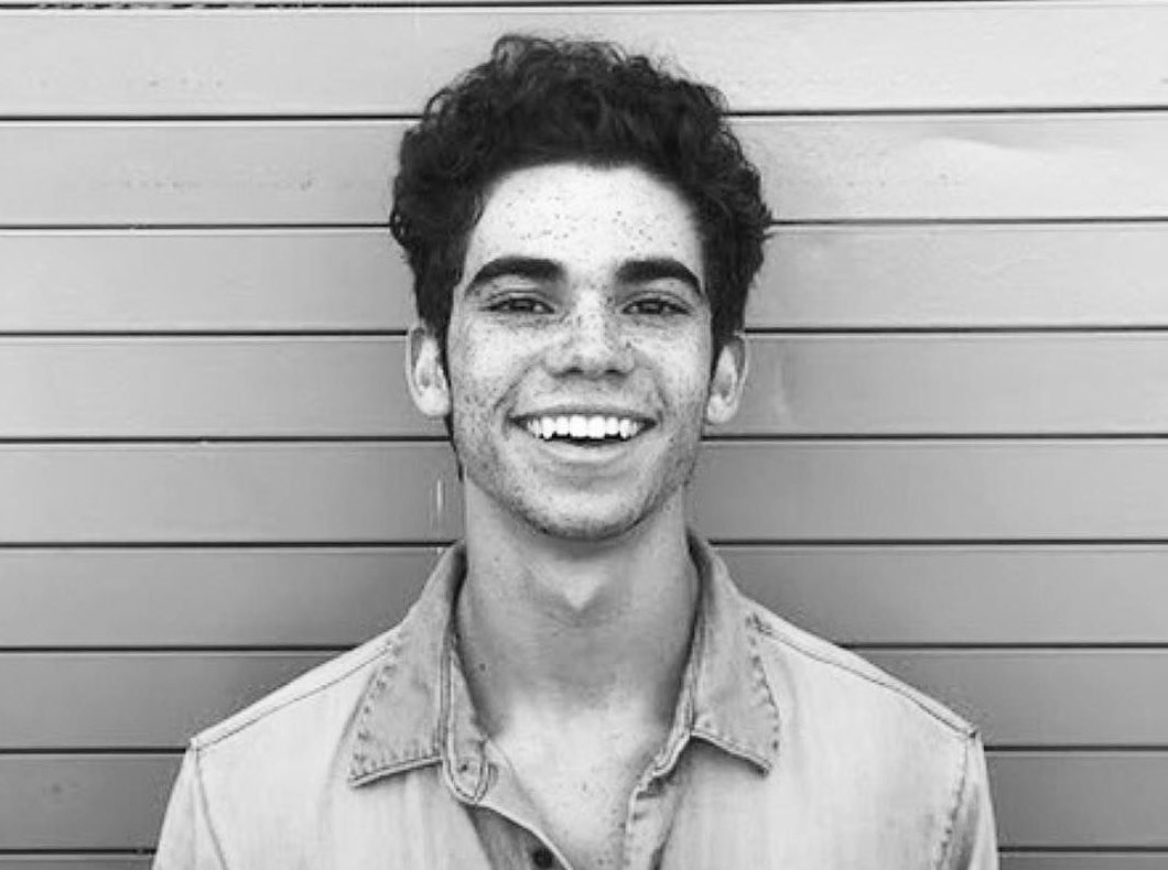 RIP Cameron Boyce.....thank u for all the laughter 😢😢