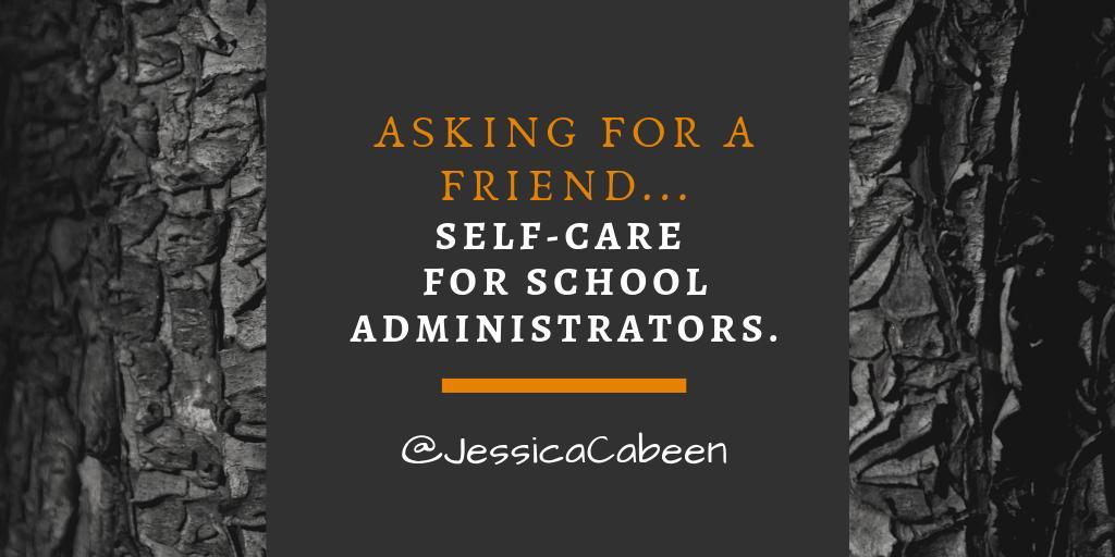 New Post: Summer Self-Care Ideas. #LeadwithGrace #PrincipalinBalance bit.ly/2RZvlU4