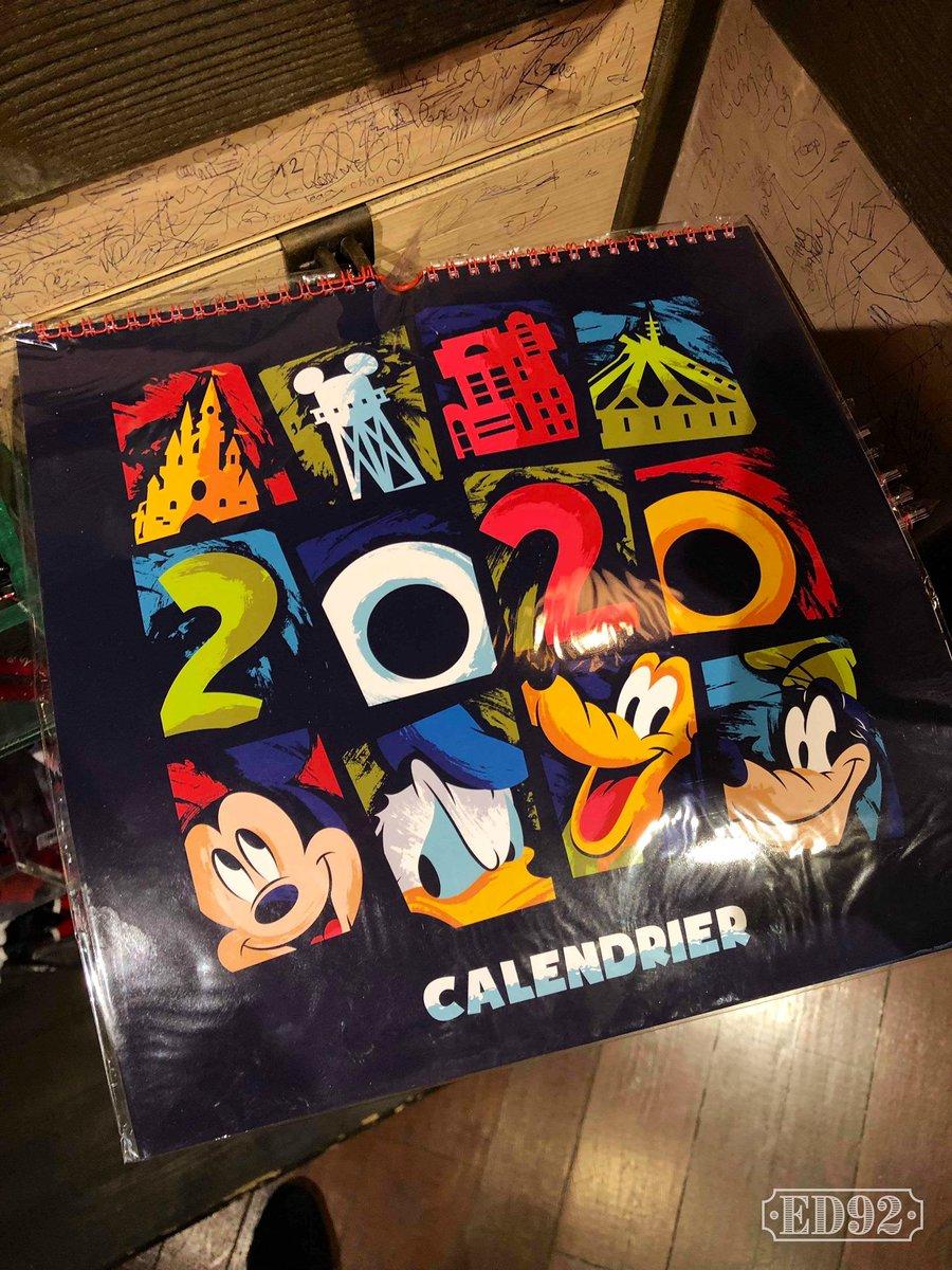 Disneyland Calendar 2020.Ed92 On Twitter Closer Look At The 2020 Disneyland Paris