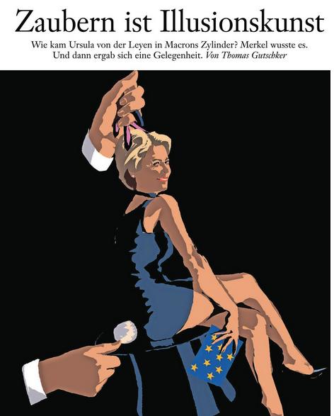 Peinlichkeit der Woche: Das Frauenbild der FAZ, die selbst eine 60-jährige Konservative als Playboy-Bunny sexualisiert