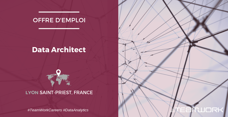 Image for the Tweet beginning: 📍 Recrutement #Data #Architect Nous cherchons