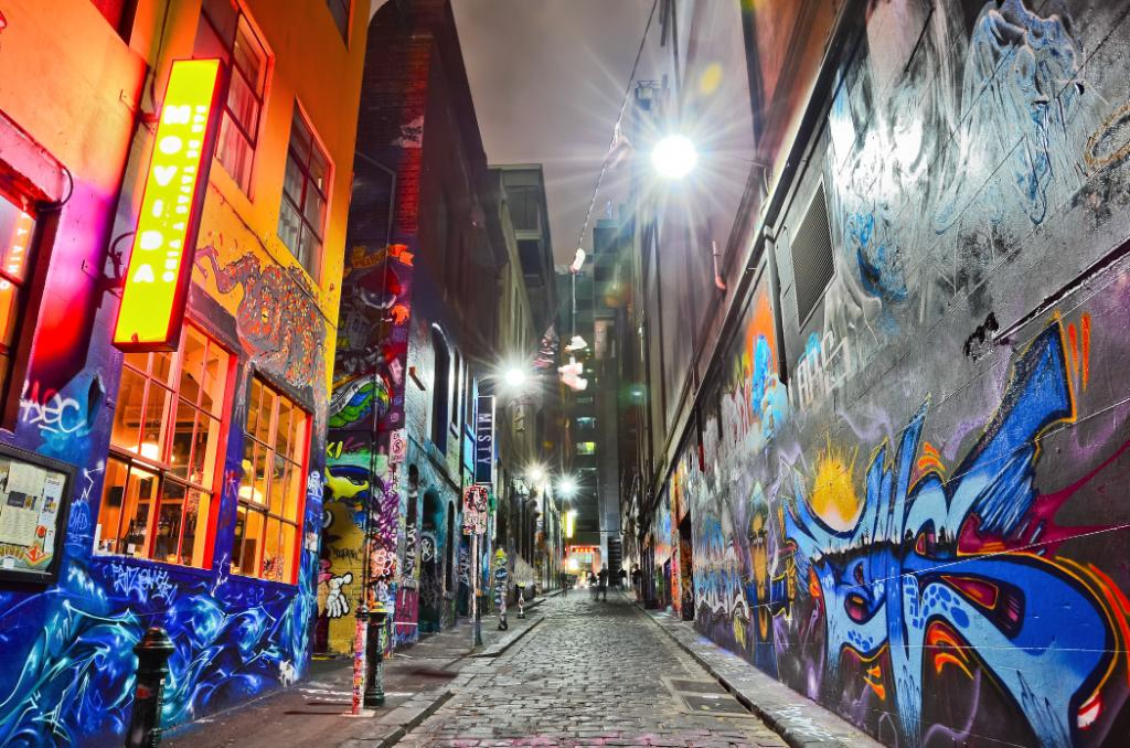 Discover your inner street artist when you book our exclusive Melbourne Unlocked package.   Book now: https://t.co/n2RKfof0DL https://t.co/G0eRtz1KHY