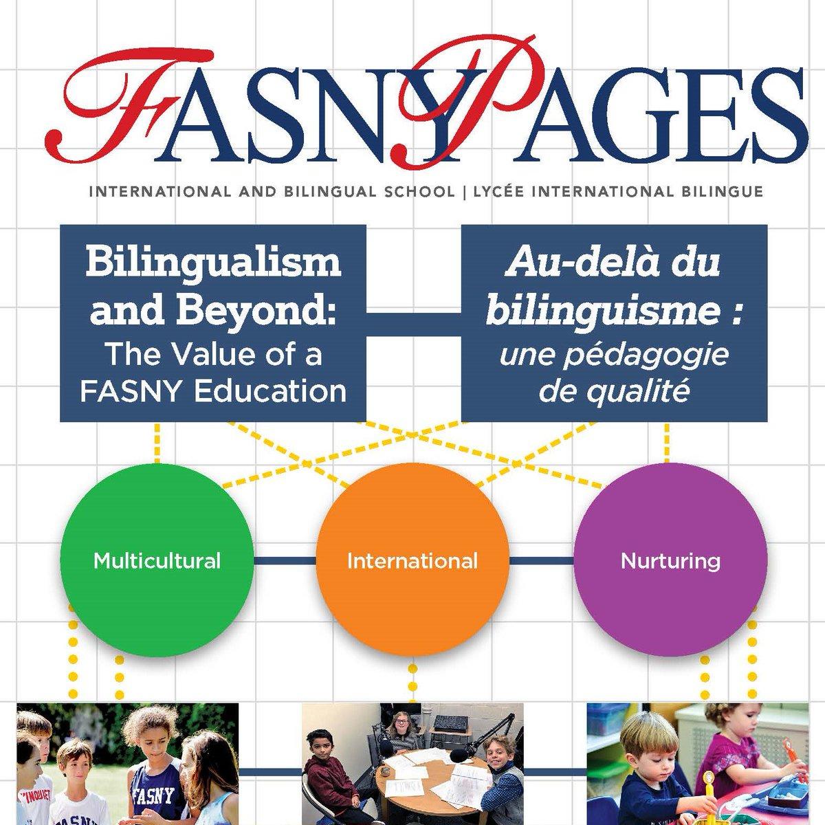 French-American School of New York (@fasnynews) | Twitter