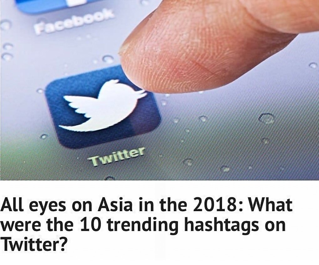 "Such an amazing year for Thai singer @peckpalit #PeckPalit ""Peck Palitchoke"". The one and only Thai Hashtag #เป๊กผลิตโชค in the list of Top 10 Asian Trending Hashtags in year 2018.    https://www.marketing-interactive.com/all-eyes-on-asia-in-the-2018-what-were-the-10-trending-hashtags-on-twitter/ …  #Trending #Hashtag #Trendinghashtag #Twitter"
