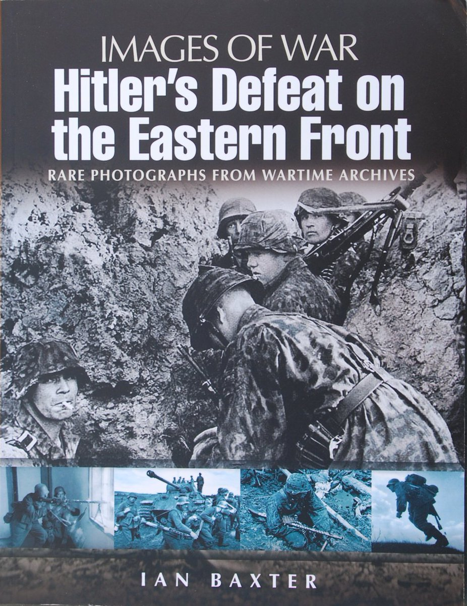 A new book review today, more Images of War from @penswordbooks 'Hitler's Defeat on the Eastern Front' #WW2 #WW2books #WW2history #militarymodels Read the full review here -  https://www. militarymodelscene.com/iow-hitlers-de feat-eastern  … <br>http://pic.twitter.com/oFP8hU2WIL