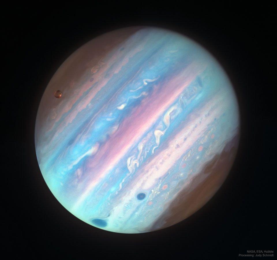 """Aesthetic Sharer ZHR on Twitter: """"Jupiter… """""""