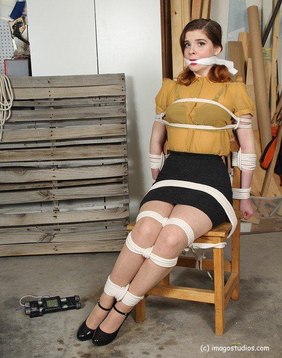 Olivia holt BDSM bondage porn