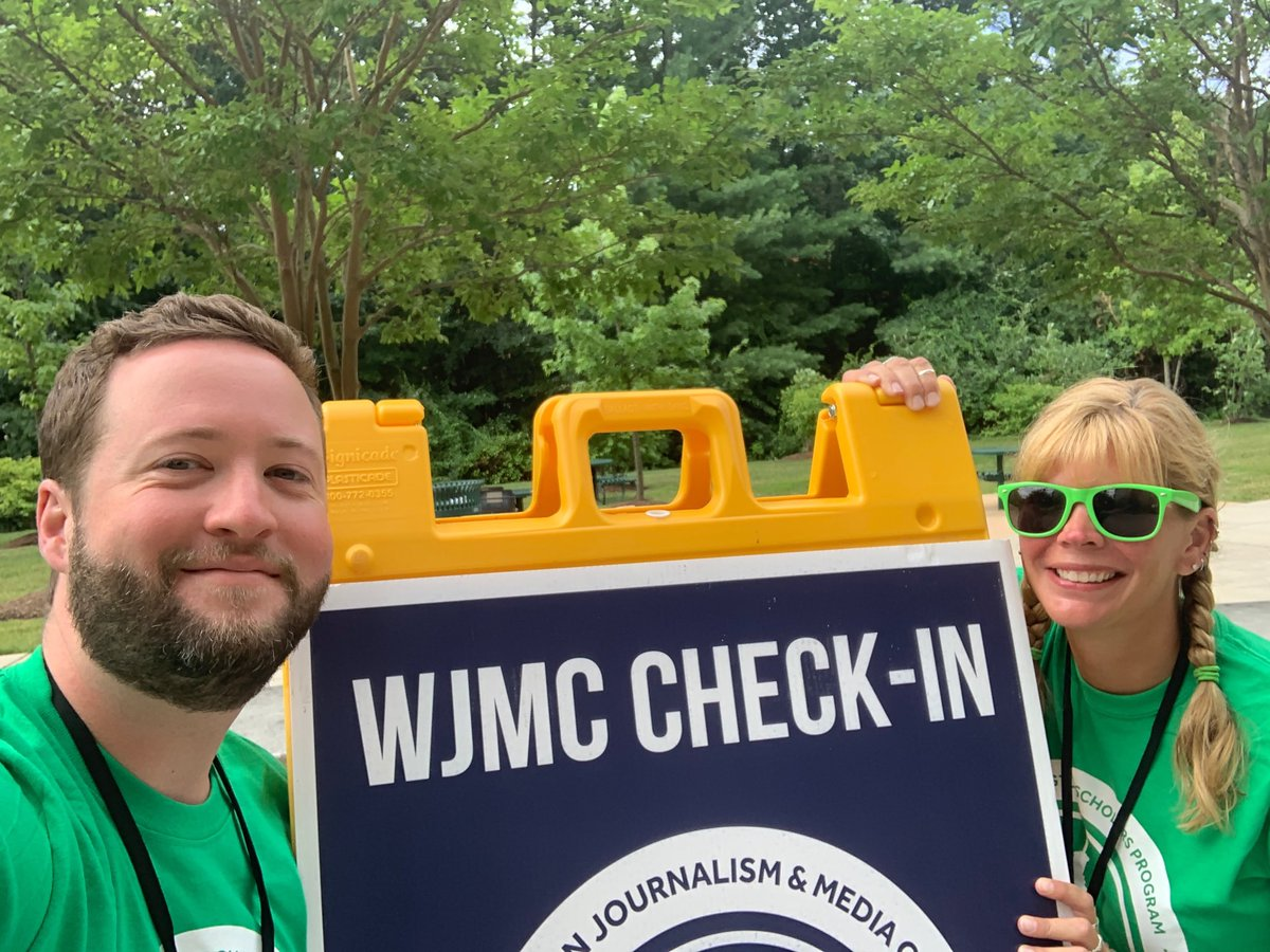 It's starting right now! Can't wait! <a target='_blank' href='http://search.twitter.com/search?q=WJMC2019'><a target='_blank' href='https://twitter.com/hashtag/WJMC2019?src=hash'>#WJMC2019</a></a> <a target='_blank' href='https://t.co/xu4Nbdybak'>https://t.co/xu4Nbdybak</a>