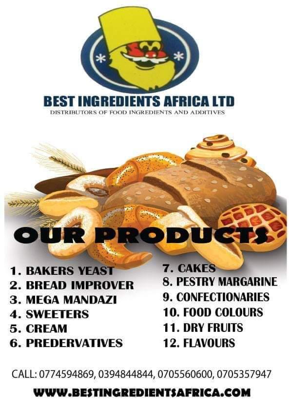 Best Ingredients Africa limited (@bestingafrica)   Twitter