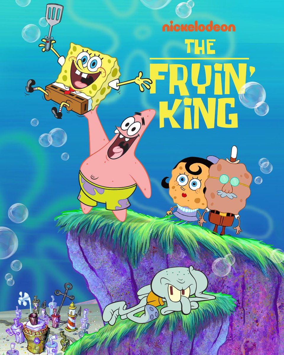 Spongebob On Twitter You Don T Need A License To Be King It must be fascinating being a sea critter. spongebob on twitter you don t need a