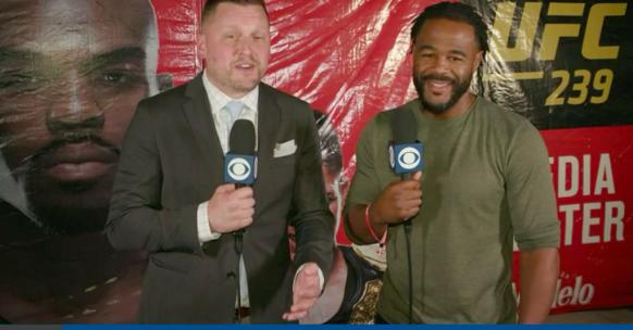 WATCH: #UFC239 instant analysis w/@SugaRashadEvans on @CBSSports HQ  Close call for Jon Jones: https://www.cbssports.com/mma/video/ufc-239-jon-jones-defeats-thiago-santos-via-split-decision-20190707051822000000/…  Seriously, how great is Nunes?: https://www.cbssports.com/mma/video/ufc-239-amanda-nunes-defeats-holly-holm-via-tko-20190707051918000000/…  Masvidal wins the night with disrespectful KO: https://www.cbssports.com/mma/video/ufc-239-jorge-masvidal-kos-ben-askren-20190707051817000000/…