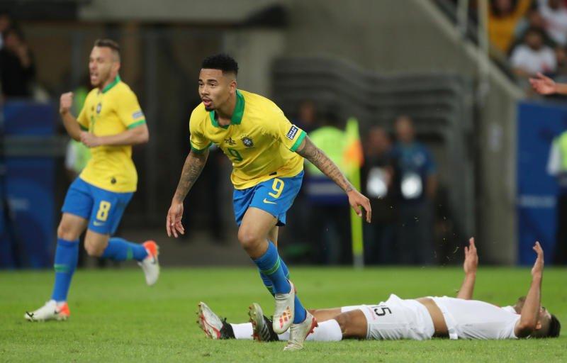 Video: Brazil vs Peru