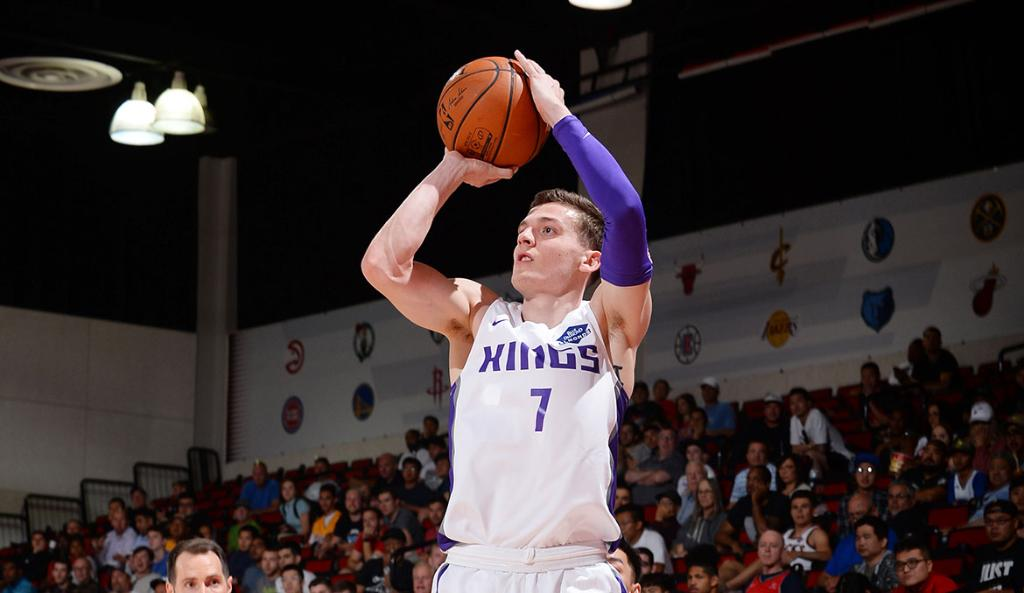 Kings Sign Kyle Guy to a Two-Way Contract » spr.ly/6017EQkkh