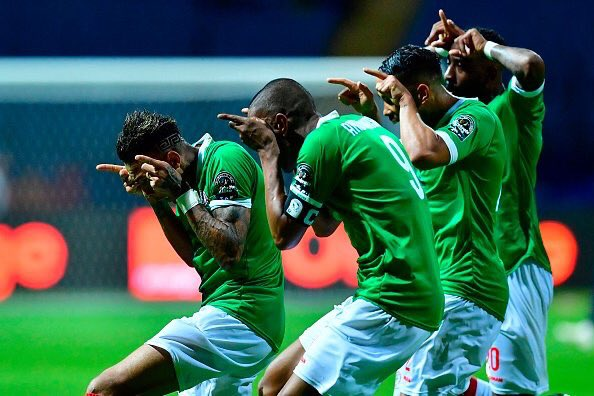 #TotalAFCON2019 KNOCK-OUTS SURPRISE!  Madagascar #AlefaBarea makes History by going past the Group Stages to qualify for AFCON Quarter Finals in their Very First Appearance to this Tournament #MADCOD  https:// bit.ly/2N2DMz4     #AFCON2019<br>http://pic.twitter.com/rlhPnCIr4D