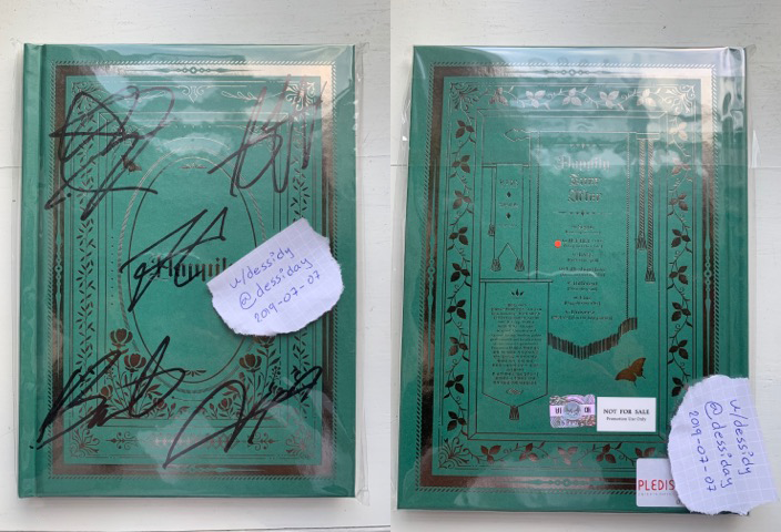 GIVEAWAY!! Happily Ever After SIGNED BY ALL MEMBERS!   Reddit's NU'EST community, r/nuest, recently hit 1000 subscribers! I'm hosting a giveaway to celebrate this! RT this tweet and follow this: https://www.reddit.com/r/nuest/comments/caa8jc/we_are_now_over_1000_loves_on_rnuest_celebration/… to join! Open GLOBALLY until July 28th! #NUEST #뉴이스트