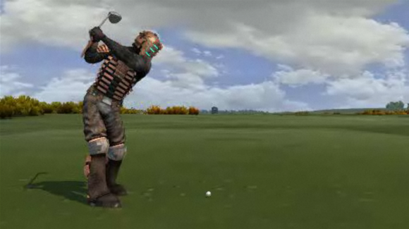 RT @GuestCharacters: Isaac Clarke (Dead Space) in Tiger Woods PGA Tour 10 https://t.co/uteV1jR6PY