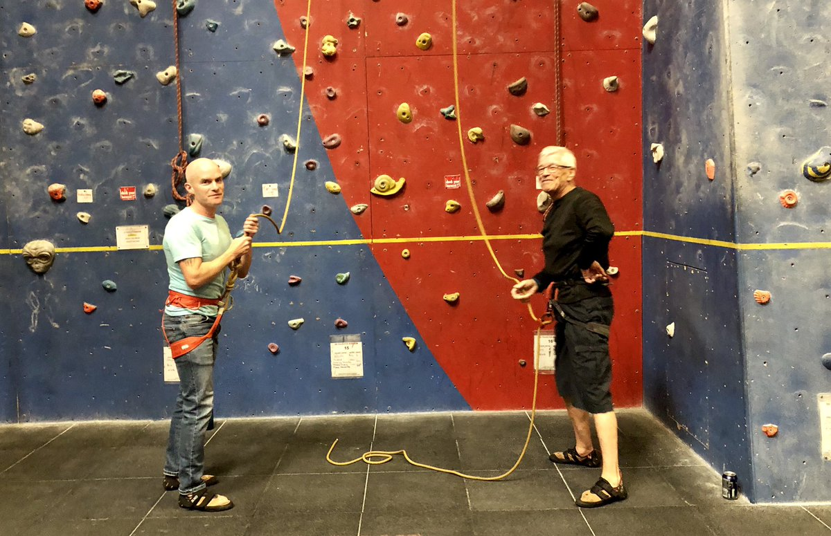 #ClimbingBuddies #AlwaysTimeToClimb #Endorphins @TE_aberdeen pic.twitter.com/Vjh34bMLeX