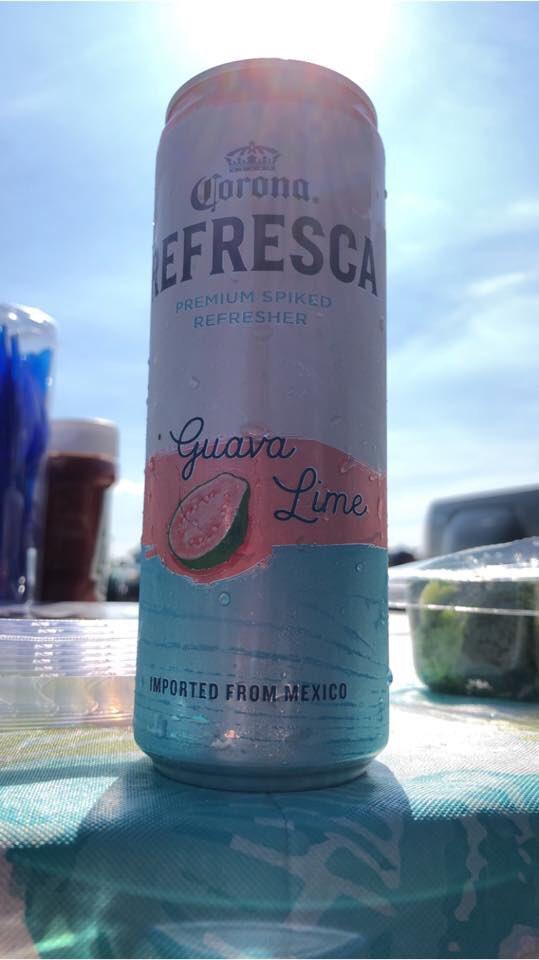 corona refresca calories guava lime
