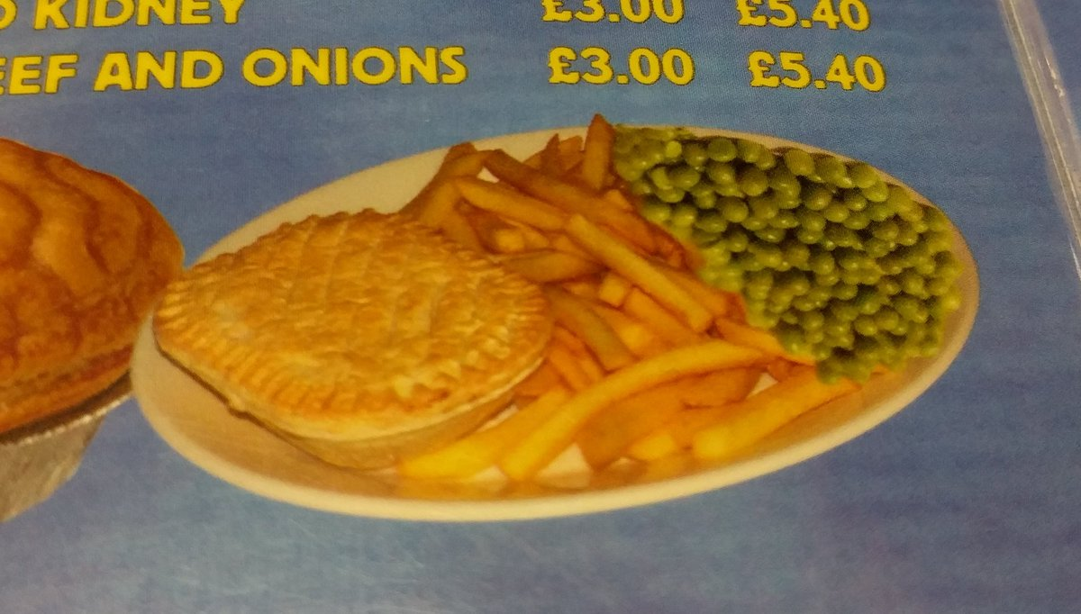 Why are the peas upside down.  It's fucking me up.