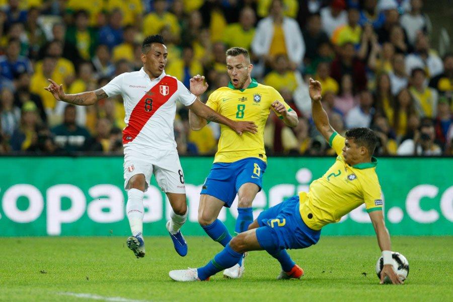 Фінал Копа Америка. Бразилія - Перу 3:1. Сльози і радість Жезуса - изображение 2