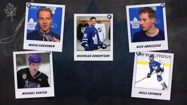 Toronto Maple Leafs @MapleLeafs