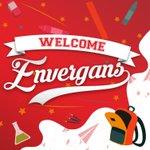 Image for the Tweet beginning: Welcome #Envergans 😄