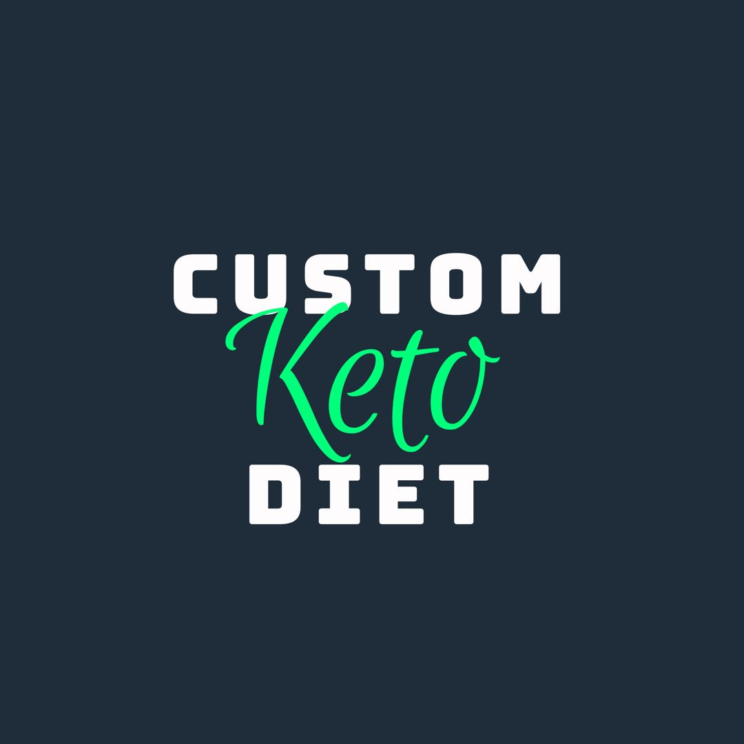 Custom Keto Diet  Size Top To Bottom