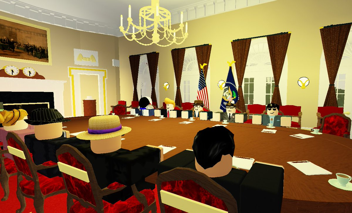Today, Senate Republicans had a productive meeting with Acting President @SmallCho and Secretary @RTHarrison_RBLX on potential legislation that would significantly benefit the American public. Thank you for the invite! 🇺🇸🇺🇸