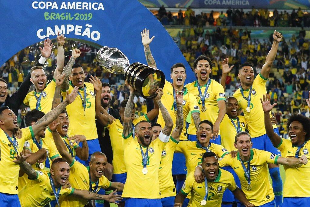 Финал Копа Америка. Бразилия - Перу 3:1. Слезы и радость Жезуса - изображение 6