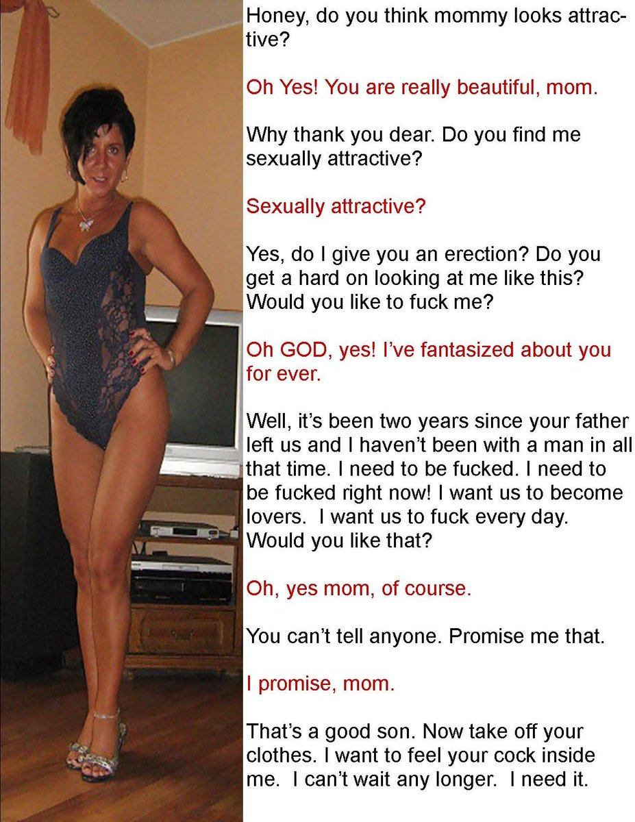 Nude Milf Son With Captions