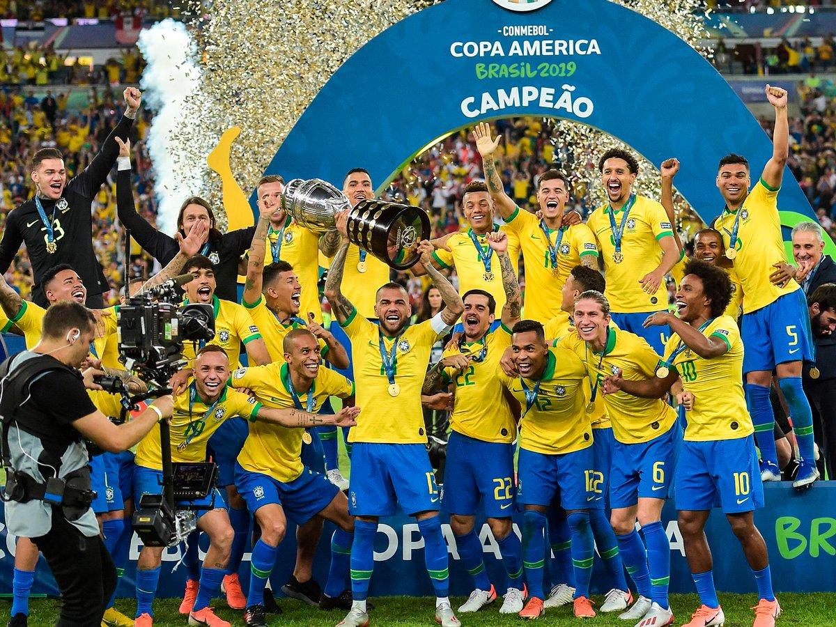 Berita Bola Sepak  F F  B F F  Be On Twitter Juara Copa America